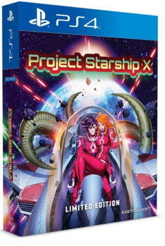 Project Starship X [Limited Edition] Asian Import - PlayStation 4