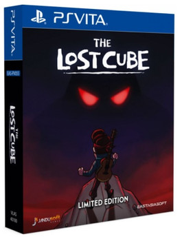 The Lost Cube [Limited Edition] (Asian Import) PlayStation Vita