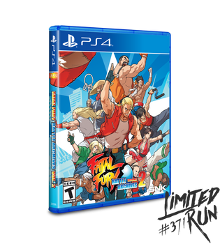 Fatal Fury: Battle Archive Volume 2 - Limited Run (Playstation 4)
