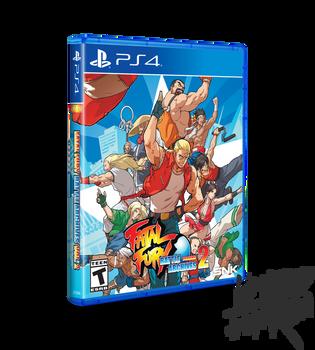 Fatal Fury: Battle Archive Volume 2 - Limited Run (Playstation 4)