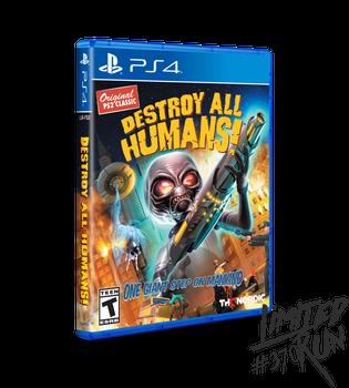 Destroy All Humans! - Limited Run (Playstation 4)