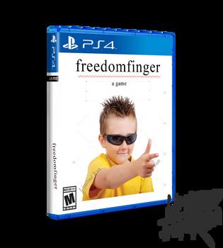 Freedom Finger - Limited Run (Playstation 4)