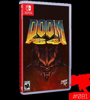 Doom 64 - Limited Run (Nintendo Switch)