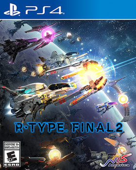 R-Type Final 2 - PlayStation 4