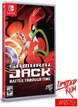 Samurai Jack: Battle Through Time - Limited Run (Nintendo Switch)