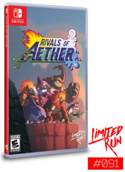 Rivals of Aether - Limited Run (Nintendo Switch)