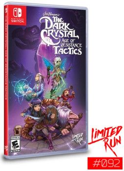 The Dark Crystal: Age of Resistance Tactics - Limited Run (Nintendo Switch)