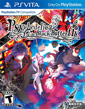 Psychedelica of the Black Butterfly - PlayStation Vita