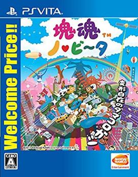Katamari Damacy No-Vita (Welcome Price!!) PlayStation Vita (Japanese Version)