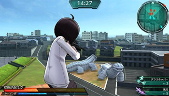 World Trigger: Borderless Mission (Welcome Price!!) - PlayStation Vita (Japanese Version)