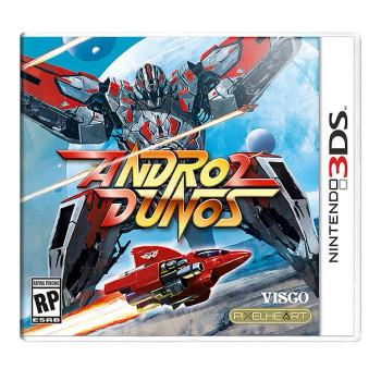 Andro Dunos 2 [Nintendo 3DS]