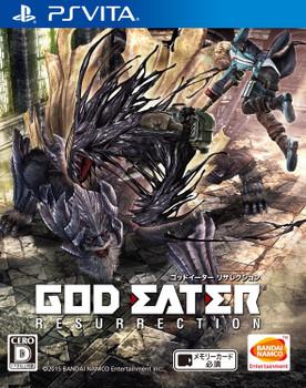 God Eater Resurrection (Japanese Version) PlayStation Vita