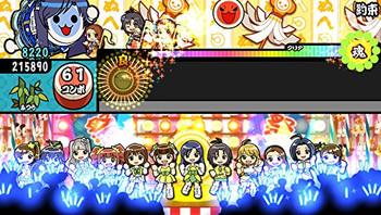 The Idolm@ster Must Songs Ao-Ban (Japanese Version) PlayStation Vita