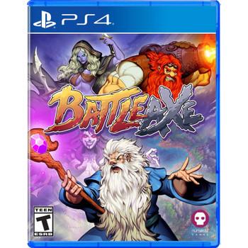 Battle Axe - PlayStation 4