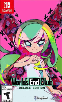 World's End Club Deluxe Edition - Nintendo Switch