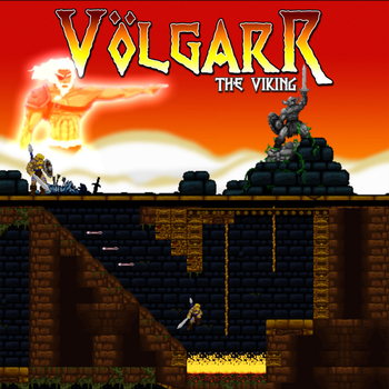 Volgarr The Viking (Sega Dreamcast)