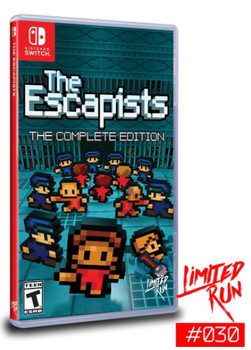 Escapists Complete Edition - Limited Run (Nintendo Switch)