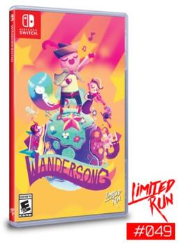 Wandersong - Limited Run (Nintendo Switch)