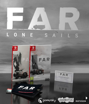 FAR: Lone Sails [STANDARD EDITION] Nintendo Switch [European Version]