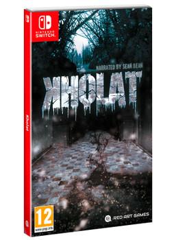 KHOLAT - Red Art Games (Nintendo Switch)