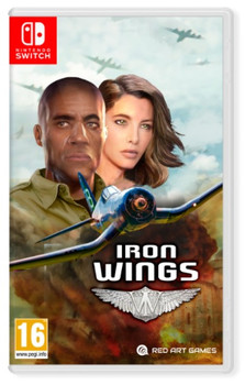 IRON WINGS - Red Art Games (Nintendo Switch)