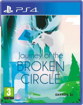 JOURNEY OF THE BROKEN CIRCLE - Red Art Games (PlayStation 4)