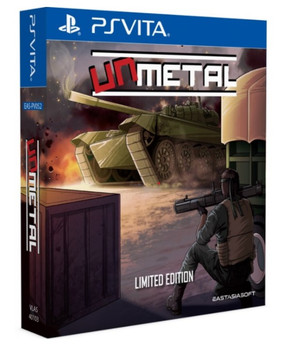 UnMetal [LIMITED EDITION] EastAsianSoft PlayStation Vita
