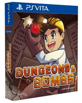 Dungeons & Bombs [LIMITED EDITION] EASTASIASOFT PlayStation Vita