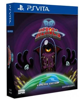 88 HEROES [LIMITED EDITION] EASTASIASOFT PlayStation Vita