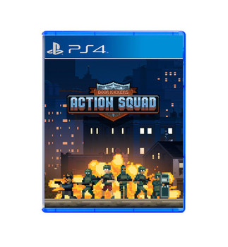 DOOR KICKERS: ACTION SQUAD -  [STRICTLY LIMITED] PlayStation 4