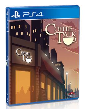 COFFEE TALK -  [STRICTLY LIMITED] PlayStation 4
