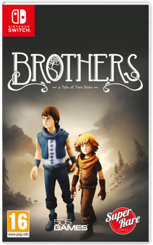 Brothers: A Tale of Two Sons - Super Rare Games (Nintendo Switch)