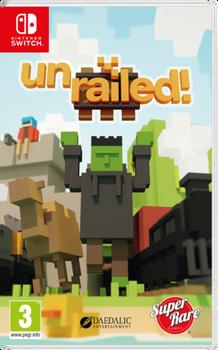 UNRAILED - Super Rare Games (Nintendo Switch)