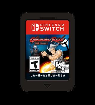 Okinawa Rush (Nintendo Switch)