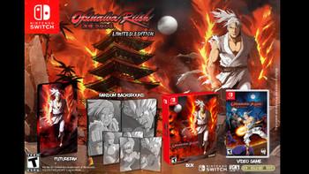 Okinawa Rush Limited Edition (Nintendo Switch)