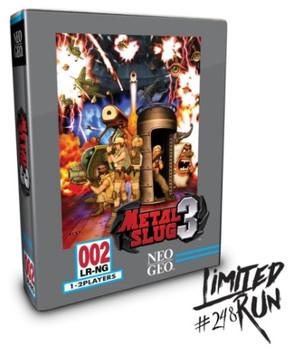 Metal Slug 3 Classic Edition - Limited Run - PlayStation Vita