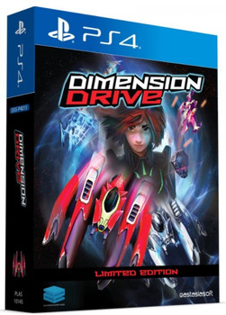 Dimension Drive [Limited Edition] (PlayStation 4)