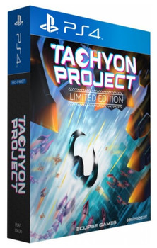 Tachyon Project [Limited Edition] (Asian Import) PlayStation 4