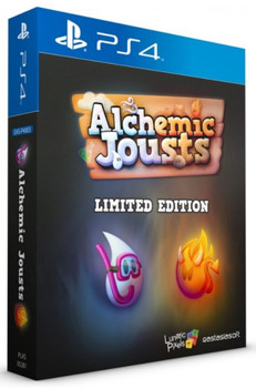 Alchemic Jousts [Limited Edition] (Asian Import) PlayStation 4