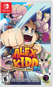 Alex Kidd In Miracle World Dx - Nintendo Switch