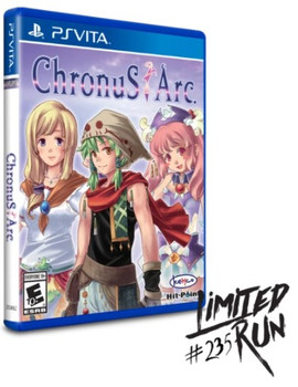 Chronus Arc - Limited Run (PlayStation Vita)