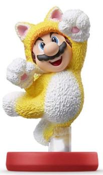 Amiibo Super Mario Series Figure (Neko Mario) Japan