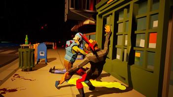 Drunken Fist (Playstation 5)