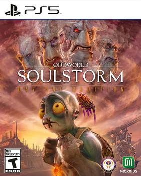 Oddworld: Soulstorm - PlayStation 5