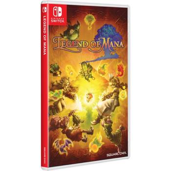 Legend of Mana [English Import] - Nintendo Switch