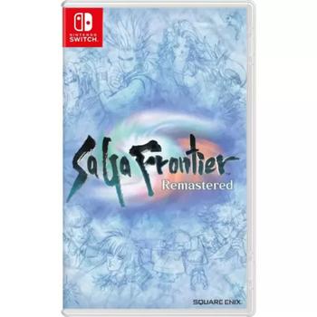 SaGa Frontier Remastered [English Import] - Nintendo Switch