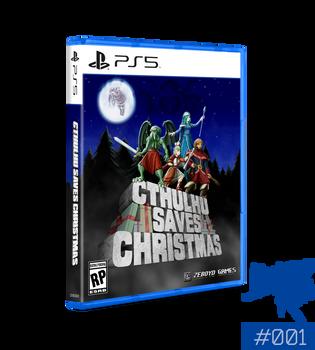 Cthulhu Saves Christmas - Limited Run  (PlayStation 5)