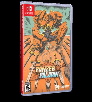 Panzer Paladin - Limited Run (Nintendo Switch)