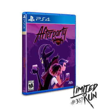 Afterparty - Limited Run (PlayStation 4)