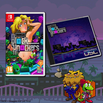 Crawlco Block Knockers (Nintendo Switch) [European Version]